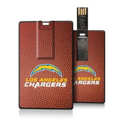 Los Angeles Chargers Football Design Credit Card USB Drive