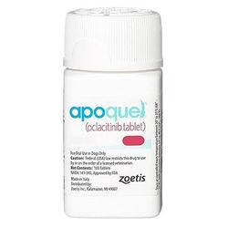 Apoquel For Dogs (5.4 Mg) 100 Tablet