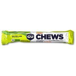 GU Energy Chews Box of 18 Nutrition Salted Lime