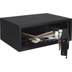 STACK-ON PS-1808-E Security Safe,Black,32 lb. Net Weight