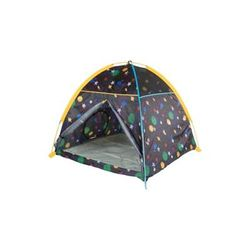 DS PACIFIC PLAY TENTS Multi Glow-in-the-Dark Galaxy Dome Tent