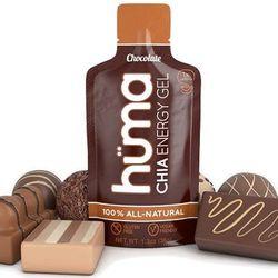 Huma Gel 24 Pack Nutrition Chocolate