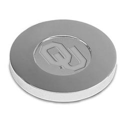 Oklahoma Sooners Paperweight - Silver