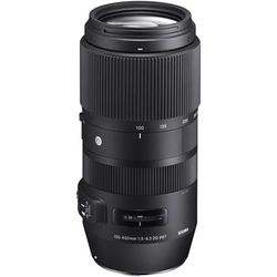 Sigma 100-400mm f/5-6.3 DG OS HSM Contemporary Lens for Nikon F