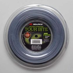 Solinco Tour Bite Diamond Rough 16 1.30 656' Reel Tennis String Reels