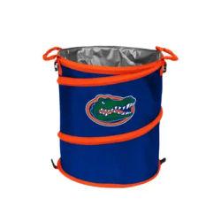 Logo Bright Blue NCAA Florida Gators Collapsible 3-in-1 Cooler Hamper