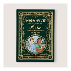 Heroes with Heart - Boy Fairytales