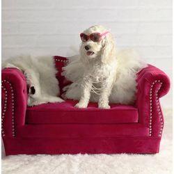 Yorkshire Pink Pet Bed - TOV Furniture TOV-P2038-H