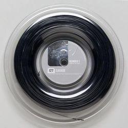Luxilon Savage Black 16 (1.27) 660' Reel Tennis String Reels