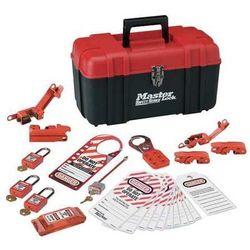 MASTER LOCK 1457E410KA Electrical Focus Safety Lockout Kit