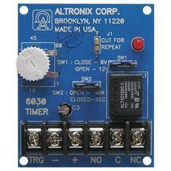 ALTRONIX 6030 Timer-Bell Cut Off,Timer
