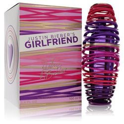 Girlfriend For Women By Justin Bieber Eau De Parfum Spray 3.4 Oz