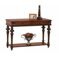 Mountain Manor Sofa Table in Heritage Cherry - Progressive Furniture P587-05