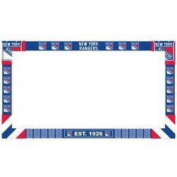 New York Rangers Big Game Monitor Frame