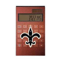 New Orleans Saints Football Design Desktop Calculator
