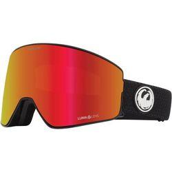 Dragon Alliance PXV2 Snow Goggles SPLIT/RED ION