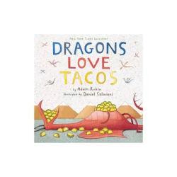 Penguin Random House Dragons Love Tacos Picture Book