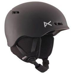 Anon Burner Kids' Snow Helmet Black