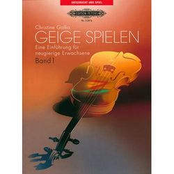 Edition Peters Geige Spielen 1