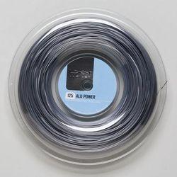 Luxilon ALU Power 16L (1.25) Silver 720' Reel Tennis String Reels