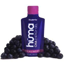 Huma Gel 24 Pack Nutrition Blueberries