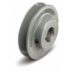 """TB WOOD'S AK2878 7/8"""" Fixed Bore 1 Groove Standard V-Belt Pulley 2.85 in OD"""