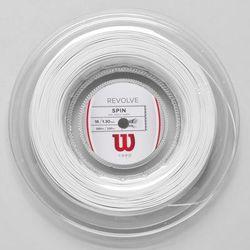 Wilson Revolve 16 660' Reel Tennis String Reels White
