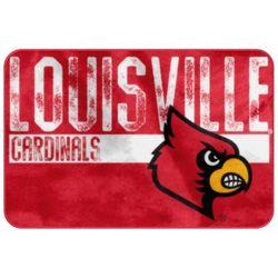 Louisville Cardinals The Northwest Company 20'' x 30'' Wornout Foam Mat