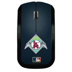 Los Angeles Angels 1961-1965 Cooperstown Solid Design Wireless Mouse