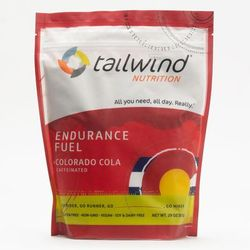 Tailwind Caffeinated Endurance Fuel Drink 30-Servings Nutrition Colorado Cola