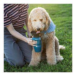 Leak Proof Dog Bowl Water Bottle