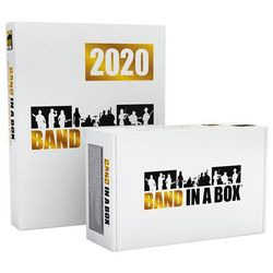 PG Music BiaB 2020 Audiophile MAC E