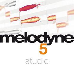 Celemony Melodyne 5 studio UD 3 studio