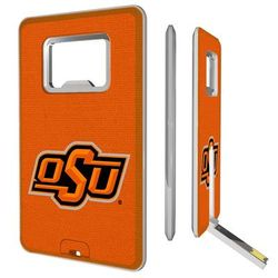 Oklahoma State Cowboys 16GB Credit Card Style USB Bottle Opener Flash Drive