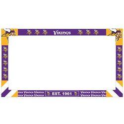 Minnesota Vikings Big Game Monitor Frame
