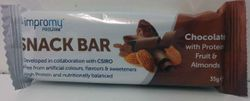 Impromy Snack Bar Chocolate Fruit And Almonds 35g