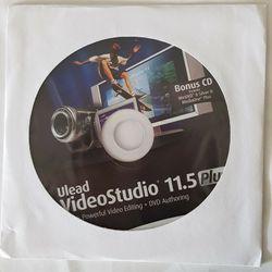Corel Videostudio 11.5 Plus + Corel Media One Pack Win 7, 8 ,10