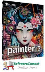 Corel Painter 12 For Windows Full Retail Academic Edition Genuine