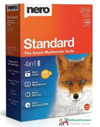Nero 2019 Standard Multimedia Suite For Windows - Dvd Burning 4