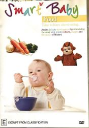Smart Baby Dvd Food Learn About Eating Colour Stories Mozart Music