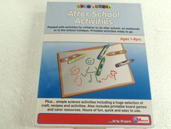 Childrens Educational Software Kids After School Pc Templates Ages 1-8
