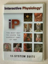Sealed Anatomy & Physiology: Interactive Physiology 10-system Suite By