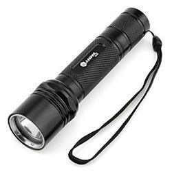 Linternas LED 1000 lm LED LED 1 Emisores 5 Modo de Iluminación Camping / Senderismo / Cuevas / Aleación de Aluminio / 5 (Alto > Medio > Bajo > Estroboscópica >