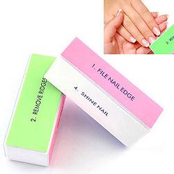 1pc Silicona Herramientas de manicura de uñas Suave Brillante 4 Maneras Diario Diecut Manicure Stencil para Uña de Mano Uña de Pie
