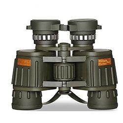 Mogo 8 X 42 mm Binoculares Impermeable Visión nocturna en baja luz Alta Definición Antiempañamiento Camping y senderismo Caza Pesca Cuero de PU Caucho / Observ