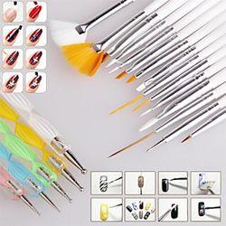 1 pcs Kits de uñas Durabilidad y fuerza de peso ligero Clásico Moda Diario herramientas que salpican para