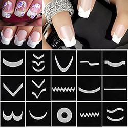 18 Kits de uñas De moda Pulido de Uñas para Uña de Mano Uña de Pie dedo
