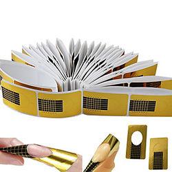 100pcs Herramientas de manicura de uñas Duradero Simple Clásico Diario Nail Art Tool para