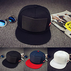 Sombrero Casquillo Unisex Gorra de Béisbol Transpirable Cómodo para Béisbal Clásico Poliéster