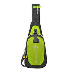 Bolsa de hombro Bolsa Bandolera Running Pack 10 L para Camping y senderismo Running Ciclismo / Bicicleta Viaje Bolsas de Deporte Multifuncional Impermeable Res